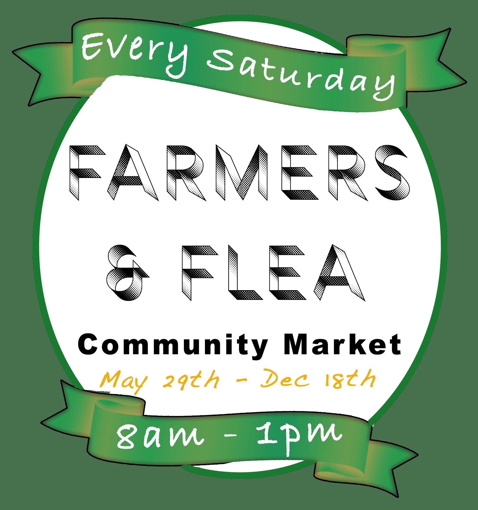 Farmers&Flee MktOval